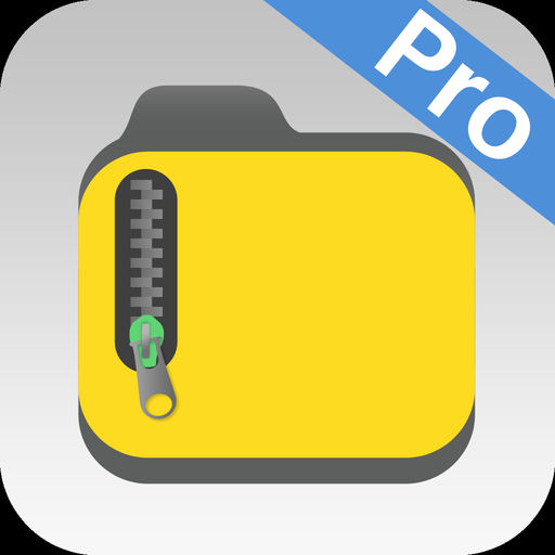 iZip Pro -Zip Unzip Unrar Tool for Free Hacked on iOS with